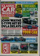 Classic Car Weekly Magazine Issue 31/03/2021