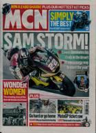 Motorcycle News Magazine Issue 31/03/2021