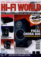 Hi Fi World & Comp Audio Magazine Issue MAY 21