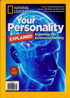 National Geographic Coll Magazine Issue YOUR PERSO