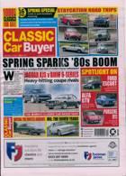 Classic Car Buyer Magazine Issue 31/03/2021