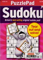 Puzzlelife Ppad Sudoku Magazine Issue NO 62