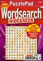 Puzzlelife Ppad Wordsearch H&S Magazine Issue NO 8