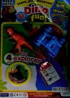 Dino Fun Magazine Issue NO 15
