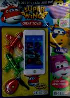 Super Wings Magazine Issue NO 12