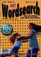 Just Wordsearch Magazine Issue NO 339