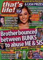 Thats Life Magazine Issue NO 14