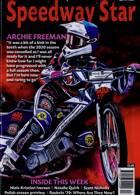 Speedway Star Magazine Issue 03/04/2021