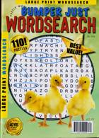 Bumper Just Wordsearch Magazine Issue NO 234