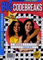 Big Codebreaks Magazine Issue NO 92