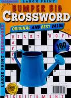 Bumper Big Crossword Magazine Issue NO 143