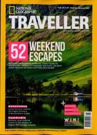 Nat Geo Traveller Uk Magazine Issue MAY 21