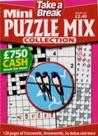 Tab Mini Puzzle Mix Coll Magazine Issue NO 127