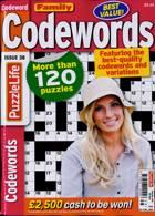 Family Codewords Magazine Issue NO 38
