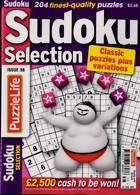 Sudoku Selection Magazine Issue NO 38