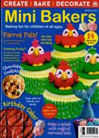 Create Bake Decorate Magazine Issue NO 55