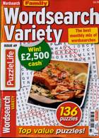 Family Wordsearch Variety Magazine Issue NO 69