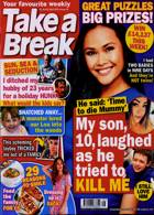 Take A Break Magazine Issue NO 16