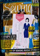 Love Sewing Magazine Issue NO 93