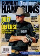 Combat Hand Guns Magazine Issue MAY-JUN