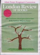 London Review Of Books Magazine Issue VOL43/8