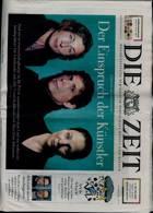 Die Zeit Magazine Issue NO 18