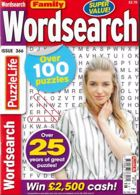 Family Wordsearch Magazine Issue  NO 366
