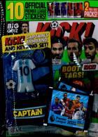 Kick Magazine Issue NO 191