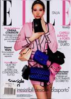 Elle Italian Magazine Issue NO 10