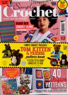 Simply Crochet Magazine Issue NO 110