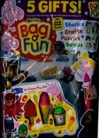 Fun To Learn Bag Of Fun Magazine Issue NO 140