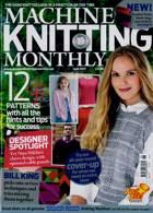 Machine Knitting  Magazine Issue JUN 21