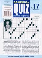 Domenica Quiz Magazine Issue NO 17