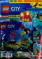 Lego Giant Series Magazine Issue LGG10 CITA