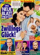 Das Neue Blatt Magazine Issue NO 14
