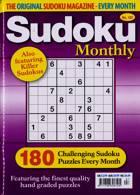 Sudoku Monthly Magazine Issue NO 197