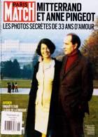 Paris Match Magazine Issue NO 3758