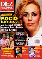 Diez Minutos Magazine Issue NO 3638