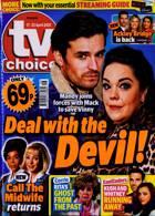 Tv Choice England Magazine Issue NO 16