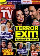 Whats On Tv England Magazine Issue 17/04/2021
