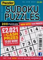 Puzzler Sudoku Puzzles Magazine Issue NO 208