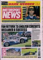 Motorsport News Magazine Issue 03/06/2021