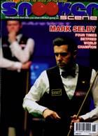 Snooker Scene Magazine Issue JUN 21