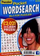 Puzzler Pocket Wordsearch Magazine Issue NO 450