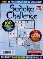 Sudoku Challenge Monthly Magazine Issue NO 203