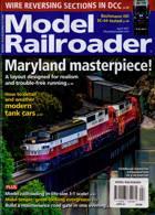 Model Railroader Magazine Issue APR 21
