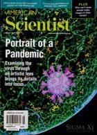 American Scientist Magazine Issue MAR-APR