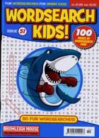 Wordsearch Kids Magazine Issue NO 51