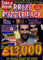 Tab Prize Puzzle Pack Magazine Issue NO 24