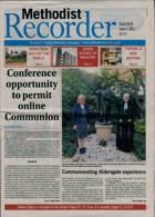 Methodist Recorder Magazine Issue 04/06/2021